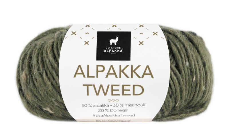 Alpakka Tweed Classic