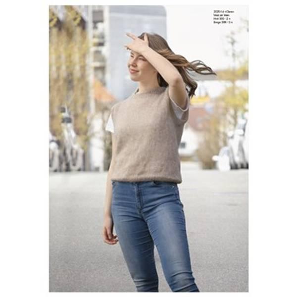 "Katalog 2025 ""Clara""-vest"