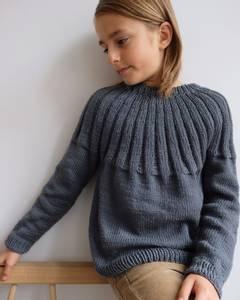 Bilde av Hanstholm sweater Junior